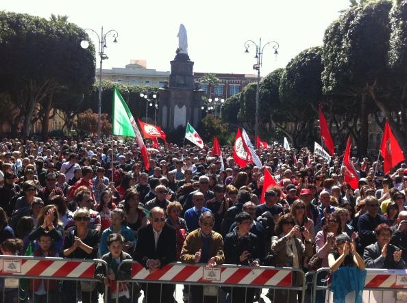 Democrazia Oggi - Bella la Festa della Liberazione, quest'anno ancor di più