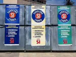 Cappellacci, Prato, Soru, Palomba e Fantola, e l'insostenibile contraddizione politica dei dieci referendum regionali