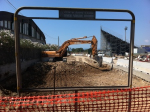 Is Arenas, dallo stadio alla colonia penale. Tre arresti a Quartu per i lavori nell'impianto del Cagliari! Chi l'avrebbe mai detto?