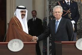 Ecco come l'emiro del Qatar vuole comprarsi la Sardegna: con appena un miliardo. Come ai tempi del Duce…